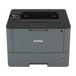 Brother HL-L5200DW Wireless High Speed Mono Laser Printer with 2-Sided Printing (40ppm, 250 Sheets Paper Tray, Built-in Network & Wi-Fi)