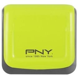 PNY Power Bank 52S Green 5200mAh 2 USB OUTPUT