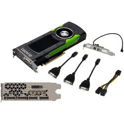 Leadtek nVidia Quadro P6000 24GB PCIe Workstation Card
