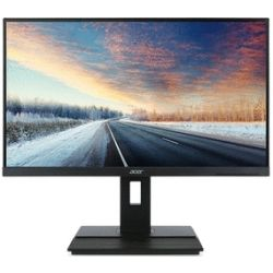 Acer B276HL_C 27 inch FHD-LED Monitor - 1920x1080, 16:9, 6ms, DisplayPort, DVI, VGA, USB 3.0, Speakers, VESA, 4yr Wty