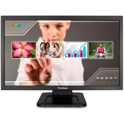 ViewSonic 21.5 inch FHD Multi-Touch LED Monitor - 1920x1080, 16:9