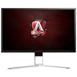 AOC AG241QX AGON 23.8 inch Monitor - 2560x1440, 16:9