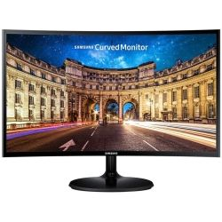 Samsung 23.5 inch Curved VA Monitor - 1920x1080, 1800 Radius, 4ms, 178/178 viewing angle, VESA