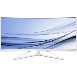 Philips 34 inch 349X7FJEW Curved LED QHD Monitor - 3440x1440