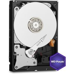 WD Purple Internal 3.5 inch Desktop SATA Drive, 1TB, 6GB/S, IntelliPower, 3yr Wty