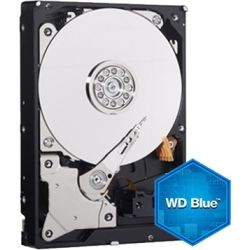 WD Blue Internal 3.5 inch Desktop SATA Drive, 6TB, 6GB/S, IntelliPower, 2yr Wty