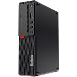 Lenovo ThinkCentre M710 SFF Desktop PC i3-7100 4GB RAM 1TB HDD DVDRW Intel HD KB/M Win10 Pro 64 1yr Onsite Wty