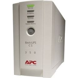 APC BK350EI Back-UPS CS 350VA with USB Compatibility