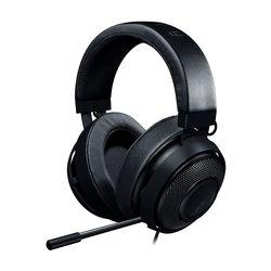Razer Kraken Pro V2 - Analog Gaming Headset, Black, Oval Ear Cushions, FRML Packaging