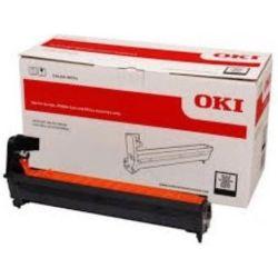 Oki 46438008 Black EP Cartridge Drum for C833N 30K