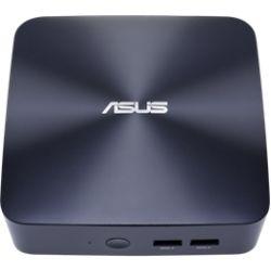 Asus 0.6L Barebone UN65U I3 KABYLAKE M.2 + 2.5 inch Support 3yr RTB Wty