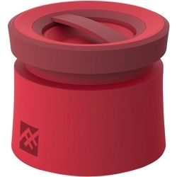 iFrogz Coda Bluetooth Speaker With Mic - Red