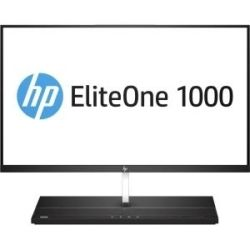 HP EliteOne 1000 G1 27 inch All-in-One Desktop PC - i7-7700, 16GB RAM, 512GB SSD, DVDRW WL-AC+BT, Win10 Pro 64bit, 3yr Wty Computer Components