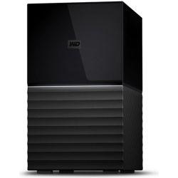 WD My Book Duo 16TB Desktop RAID External Hard Drive USB 3.1 Gen2 - Black