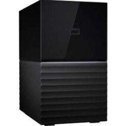 WD My Book Duo 6TB Desktop RAID External Hard Drive USB 3.1 Gen2 - Black