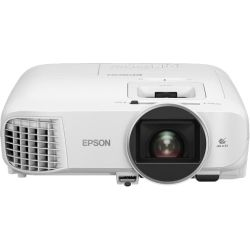 Epson EH-TW5600 1080P Home Theatre Gaming Projector - FHD & 3D, 2500 ANSI, 35, 000:1