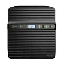 Synology DS418j Budget 4-Bay NAS