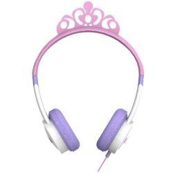iFrogz Little Rockerz Costume - Princess Headphones