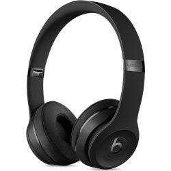 Beats Audio Solo3 Wireless On-Ear Headphones - Matte Black