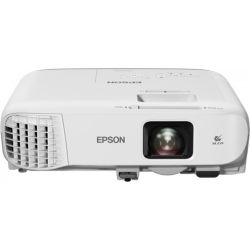 Epson EB-980W WXGA, 3LCD, 3800 ANSI Lumens, LAN, HDMI, 16W Speaker Lamp Life up to 12, 000 HRS