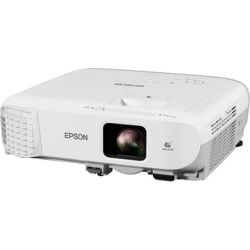 Epson EB-970 XGA, 3LCD, 4000 ANSI Lumens, LAN, HDMI, 16W Speaker Lamp Life up to 12, 000 HRS