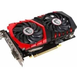 MSI nVidia GeForce GTX 1050 Ti 4GB ATX PCIe Video Graphics Card