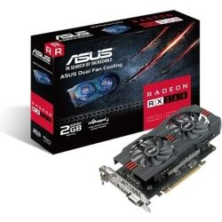 Asus AMD Radeon RX 560 2GB PCIe Video Graphics Card