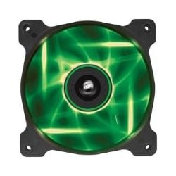 Corsair The Air Series SP 120 LED High Static Pressure Fan Cooling, Green, Single Pack