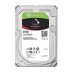 Seagate Ironwolf 6TB NAS 3.5IN 6GB/S SATA 256MB Hard Drive