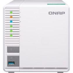 Qnap TS-328, 3-Bay NAS - 2GB, ARM-1.4GHz, USB, GbE(2), Tower, 2yr Wty (No Disk)