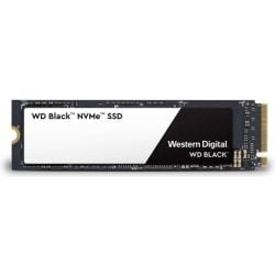 WD Black 3D NAND SSD, M.2 PCIe 3.0X4 500GB, 3400R/2500W-MB/s, 5YR