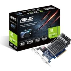 Asus nVidia GeForce GT 710 2GB PCIe Video Graphics Card