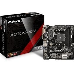 ASRock Super Alloy, Supports DDR4 3200+/ 2400, 1 PCIe 3.0 x16, 1 PCIe 2.0 x1