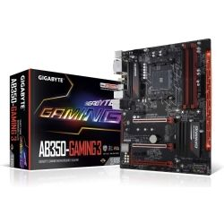Gigabyte AB350-Gaming 3 AM4 ATX Motherboard