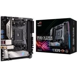 Asus ROG Strix X370-I Gaming AM4 mITX Motherboard