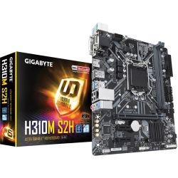 Gigabyte H310M-S2H LGA1151 8Gen mATX Motherboard