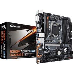 Gigabyte GA-B360M AORUS Gaming 3 LGA1151 8Gen mATX Motherboard