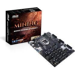 Asus B250 MINING Expert S1151, ATX Motherboard - 2x DDR4, 1x PCIex16, 18x PCIex1