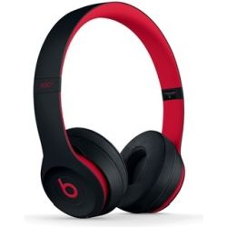 Beats Audio Beats Solo3 - The Beats Decade Collection, Defiant Black-Red