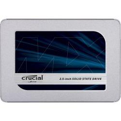 Crucial MX500 2TB 2.5 inch SATA SSD - 3D TLC 560/510 MB/s 90/95K IOPS 7mm w/9.5mm Adapter