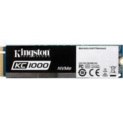 Kingston 240GB KC1000 NVMe PCIe