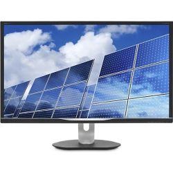 Philips 328B6QJEB 31.5 inch IPS QHD Monitor - 2560x1440, 5ms, 50M:1, HDMI, DVI, VGA, DisplayPort/MHL USB3.0 Hub PIP/PBP Mode SmartErgoBase Built-in Sp