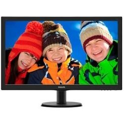 Philips 273V5LHAB 27 inch LED FHD Monitor - 1920x1080, 16:9, Speakers