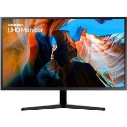 Samsung UJ59 32 inch UHD Monitor - VA LED, 3840x2160, 16:9, 4ms, HDMI, DisplayPort, Tilt, VESA, 3yr Wty