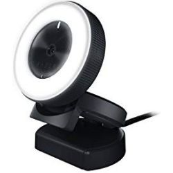 Razer Kiyo - Ring Light Equipped Broadcasting Camera - FRML Packaging