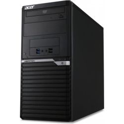 Acer Veriton MiniTower M6650G i5-7400, 8GB, 256GB SSD+2TB, DVD S/M, Win10 Pro, Keyboard and Mouse, 3yr Onsite Wty