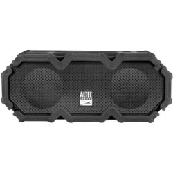 Altec Lansing LifeJacket Jolt - EVERYTHING PROOF Rugged and Waterproof Bluetooth speaker (30 hrs Battery / 4800mAh / Qi Wireless charge)