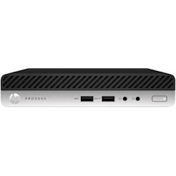 HP ProDesk 400 G4 DM Desktop PC - i5-8500T, 8GB RAM, 1TB HDD, KB and Mouse, Win10 Pro, 1yr Wty Computer Components