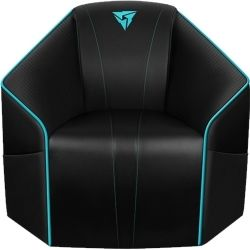 AeroCool ThunderX3 US5 Consoles Couch - Black/Cyan