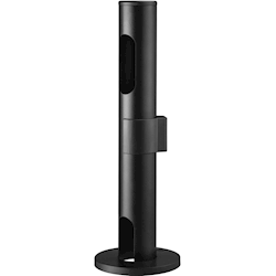 Atdec POS Post Stand 300mm with top cap, cover